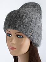 Стильная шапка-колпак Камбрия цвет маренго