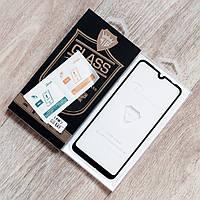 Защитное стекло Mietubl 2,5D Full Glue для Xiaomi Redmi 7 (черный) (клеится всей поверхностью)