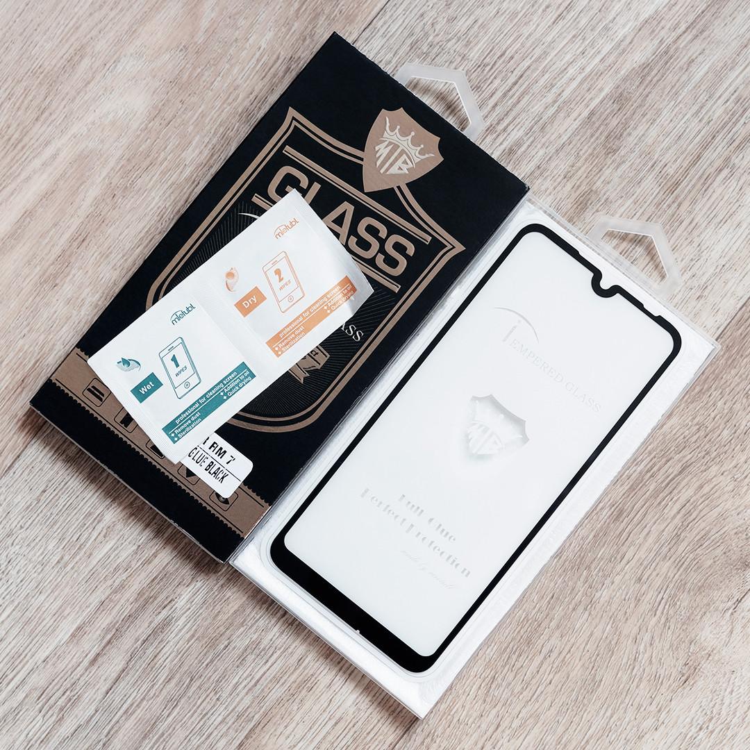 Защитное стекло для Xiaomi Redmi 7, Mietubl, Full Glue
