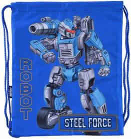 """Сумка  для обуви 1 Вересня SB-10 """"Steel Force"""""""
