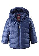 Зимний пуховик для мальчика Reima Vihta 511271.9-6760. Размеры 80-110.