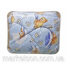 Детское зимнее одеяло холлофайбер 105х135. Хлопок., фото 3