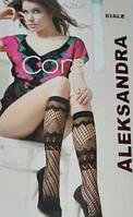 """Гольфы капроновые """"Aleksandra-Cora"""" оптом 23-27 размер, фото 1"""