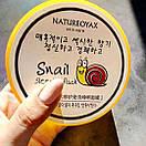 Ночная увлажняющая маска для лица и тела Natureoyax Snail sleeping pack со слизью улитки 300 g, фото 3
