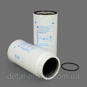 Купить P550778 фильтр топливный /под колбу/ Donaldson (1433649/84303715/PL420X/PL420) КамАЗ, АКРОС-530, Donaldson Company