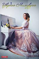 Ольга сумська в сукні від Оксани Полонець, для тематичного фото-проєкту Костянтина Ревуцького
