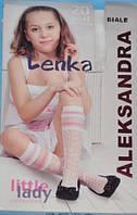 """Гольфы капроновые """"Aleksandra-Lenka"""" оптом 23-27 размер, фото 1"""