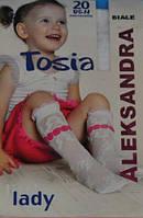 """Гольфы капроновые """"Aleksandra-Tosia"""" оптом 23-27 размер, фото 1"""