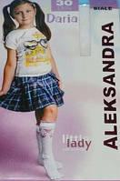 """Гольфы капроновые """"Aleksandra-Daria"""" оптом 23-27 размер, фото 1"""