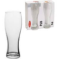 Набор (2 шт)  бокалов для пива Паб  300Мл (41782), фото 1