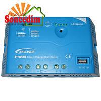 Контроллер LS2024EU ШИМ 20А 12/24В+USB EPsolar(EPEVER)
