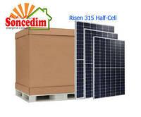 30 кВт сонячних батарей Risen - RSM60-6-315M Half-Cell ( 95шт )