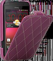 Чехол для HTC Desire 200 - Vetti Craft flip Diamond Series