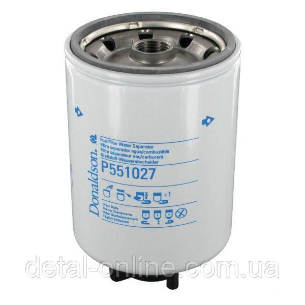 Купить P551027 фильтр топливный тонкой очистки Donaldson (RE522688/33753), JD8420/8320, JD9560/9650/9750STS, Donaldson Company
