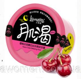 Ночная маска для лица Lanzore Fresh Cherry воздушная с экстрактом вишни 100 g