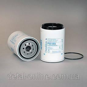 Купить P551855 фильтр топливный /под колбу/ Donaldson (796213.0) CLAAS Lexion, Tucano, Xerion, Donaldson Company