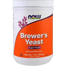 """Пивные дрожжи NOW Foods """"Brewer's Yeast"""" в порошке (454 г)"""