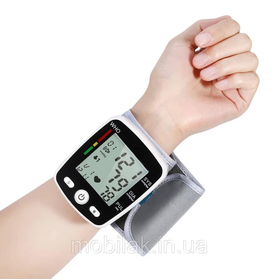 Цифровой автоматический измеритель артериального давления OLIECO