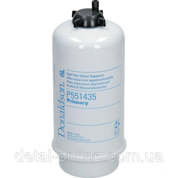 Купить P551435 фильтр топливный Donaldson (0021526120;SN70233;FS19975) Claas, IVECO, John Deere, Donaldson Company