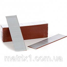Цвяхи для пнів. нейлера, довжина - 30 мм, ширина - 1,25 мм, товщина - 1 мм, 5000 шт.// MTX