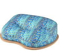 Багатофункціональна подушка-підставка SUNROZ Pillow Table для ноутбука та планшета 30*40 см Стиль 2 (SUN5404)