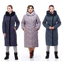 Пальто полуприталенного силуэта,выполнена из плащёвой ткани, очень высокого качества, р.50,56,58 код 2772М