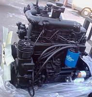 Двигатель ММЗ ЗИЛ 5301 Бычок (108,8л.с.)
