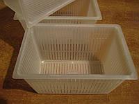Форма для мягких сыров 1-2,5 кг
