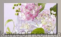 "Картина на холсте ""Цветы '' ( 54х89 см )"