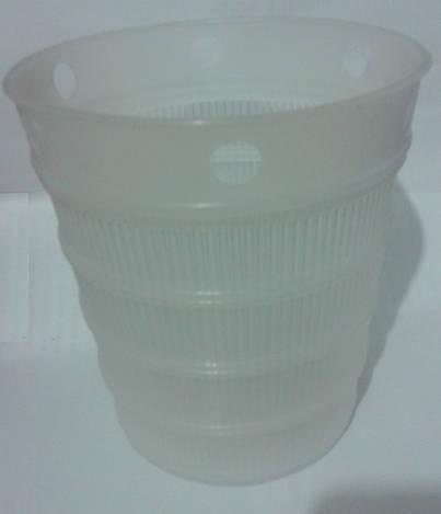 Форма для мягких и твердых сыров 0,5-1 кг