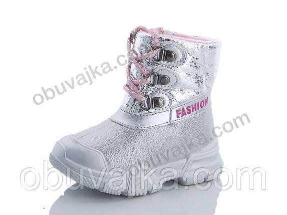 Зимняя обувь оптом Зимние ботинки для детей от фирмы Ytop(23-28), фото 2