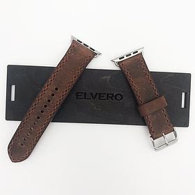 Ремешок ELVERO для Apple Watch NO6 Brown (nr1-148)
