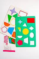Сортер геометричні фігури, фото 1
