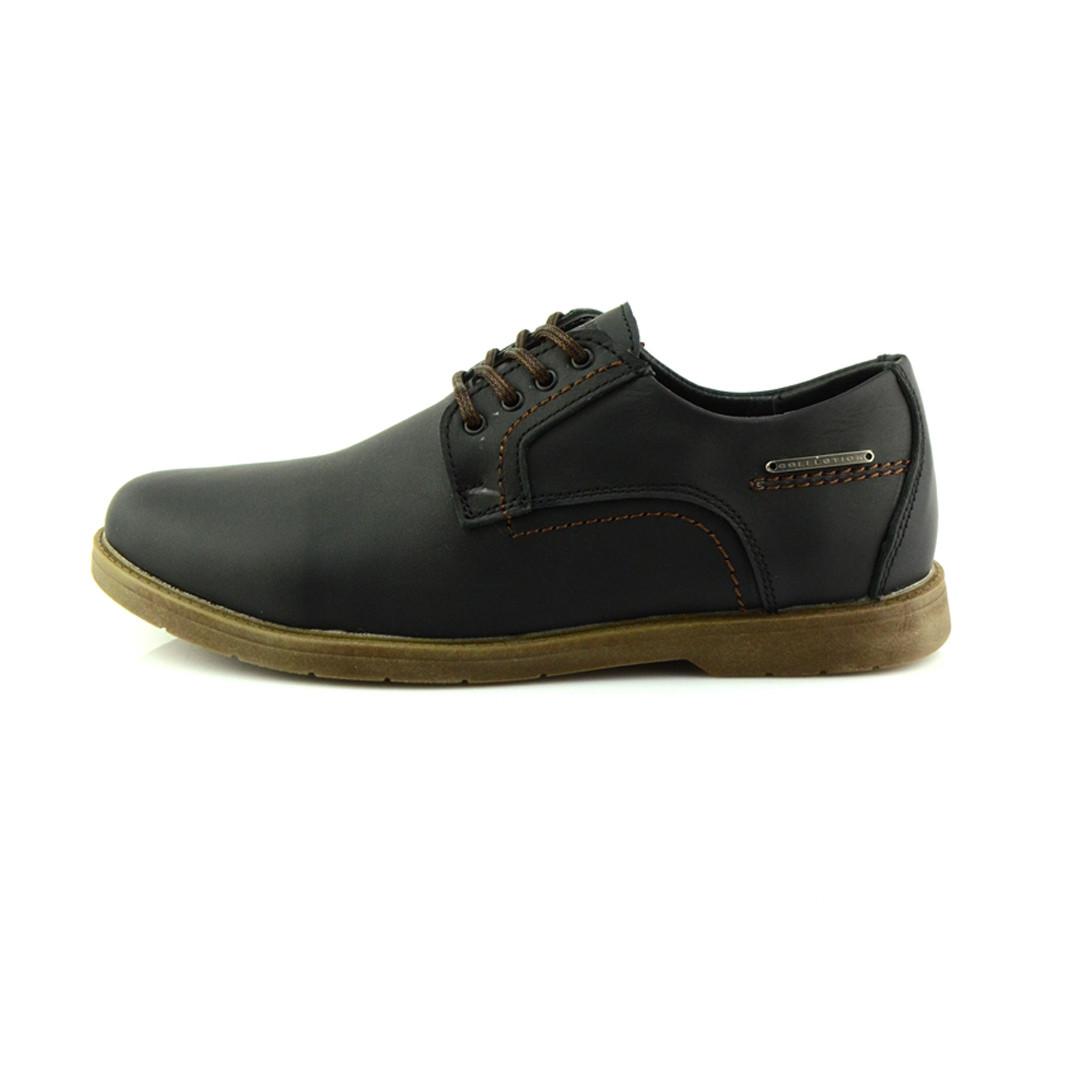 Туфлі Multi-Shoes Frank B2A 558699 Black