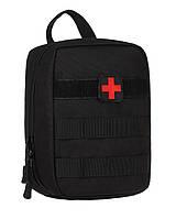 Подсумок-аптечка Protector Plus EDC A015 black (new_16439)