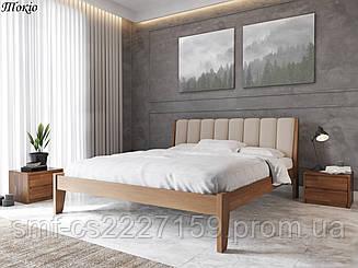 Ліжко ТОКІО з Спинкою м'якою