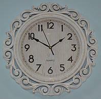 """Фігурні настінні годинники """"White"""" (40 см.), фото 1"""