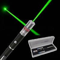 Мощный лазерный указатель (зеленый) Green Laser Pointer 50мВт