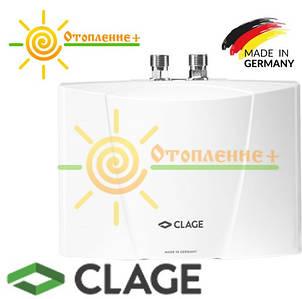 Проточный водонагреватель CLAGE MBH3 (3.5 КВТ)