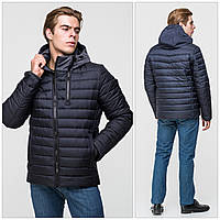 Чоловіча зимова стьогана куртка KTL 273, фото 1
