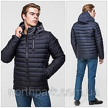 Чоловіча зимова стьогана куртка KTL 273