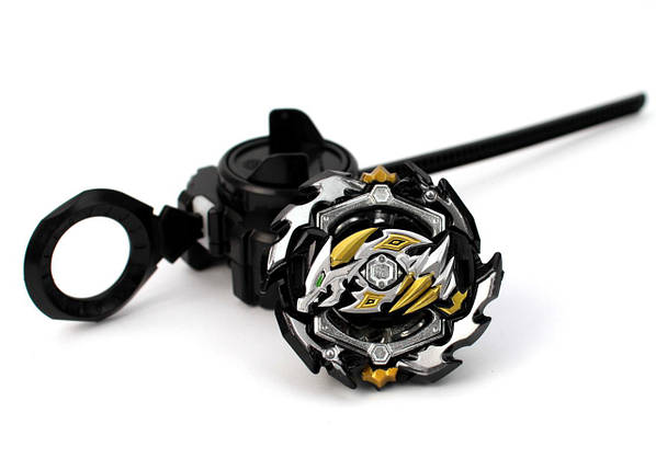 Волчок Бейблэйд Гранд Эйс Драгон Бейблейд Beyblade Grand Ace Dragon Black с пусковым (GT-00-133), фото 2