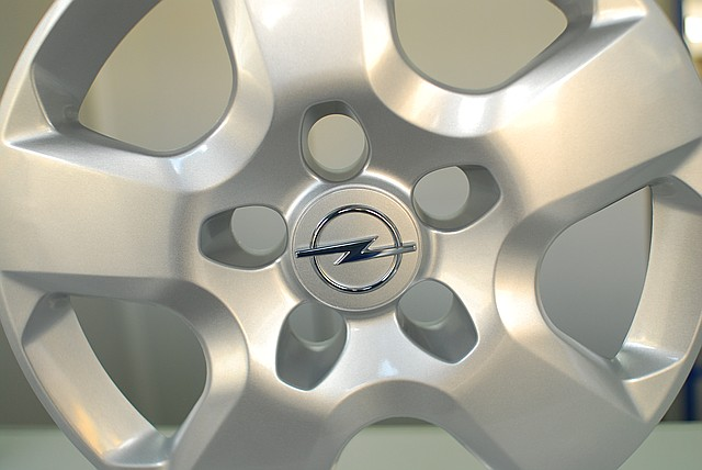 Колпак колеса на Opel Vivaro 2001-> — Opel (Оригинал) - 93855677