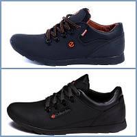 Мужские  кожаные  кроссовки , туфли  .Большой выбор . Низкие цены ., фото 1