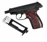 Пневматический пистолет ПМ Макаров ультра -умарекс(блоубек)