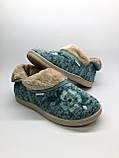 Тапочки бурки женские на меху DaGo style, фото 5