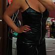 Платье латексное Эротическое белье, фото 3