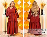 Платье женское батал, фото 2