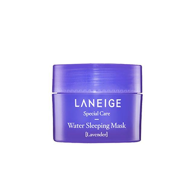 Зволожуюча нічна маска ЛАВАНДА Laneige MINIATURE Water Sleeping Mask 15ml (Lavender)