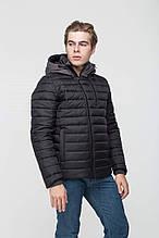 Чоловіча зимова стьогана куртка KTL 273 46, Черный